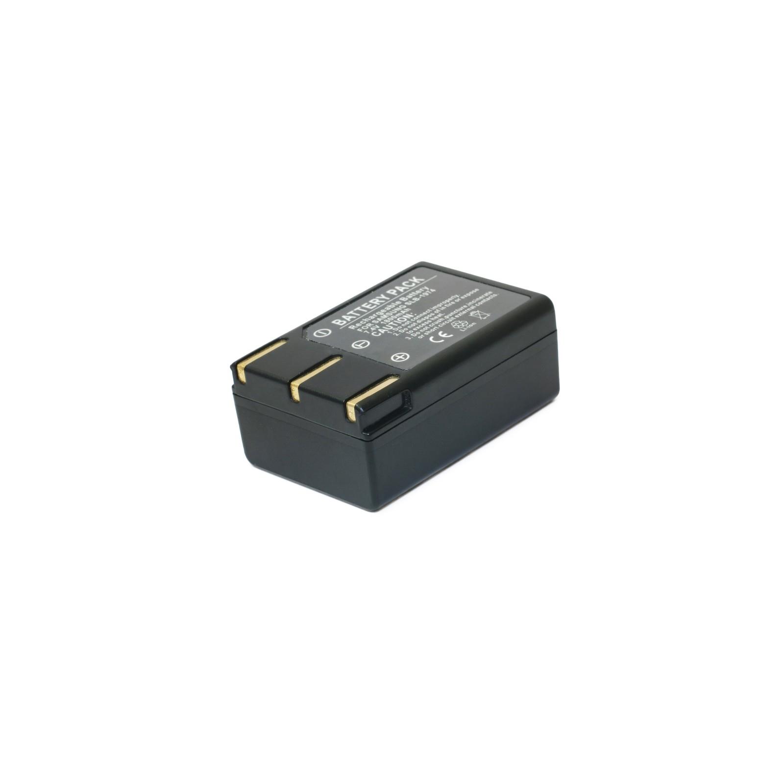 Аккумулятор к фото/видео EXTRADIGITAL Samsung SLB-1974 (DV00DV1107) изображение 5