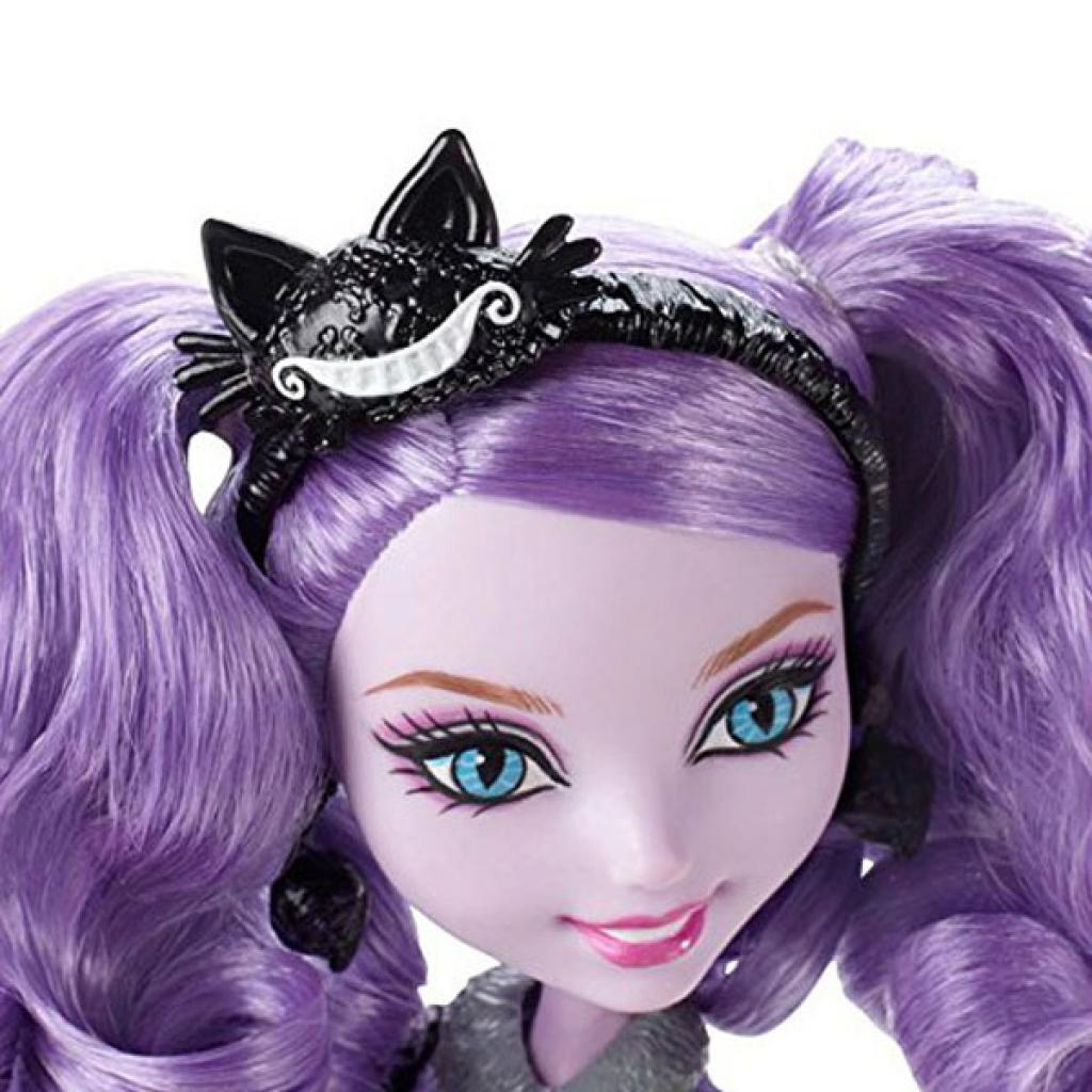Кукла Mattel Ever After High Сказочные бунтари Дочь Чеширского Кота (BBD41-4) изображение 2