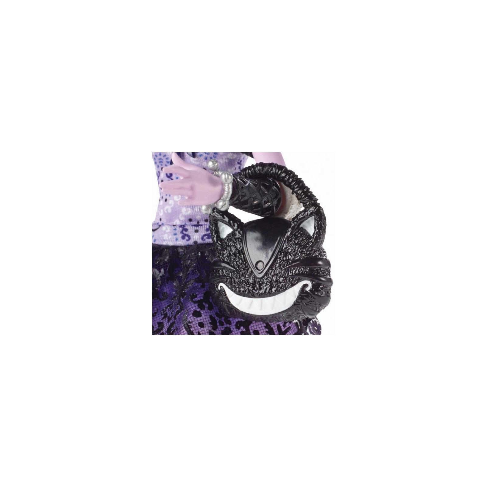 Кукла Mattel Ever After High Сказочные бунтари Дочь Чеширского Кота (BBD41-4) изображение 3