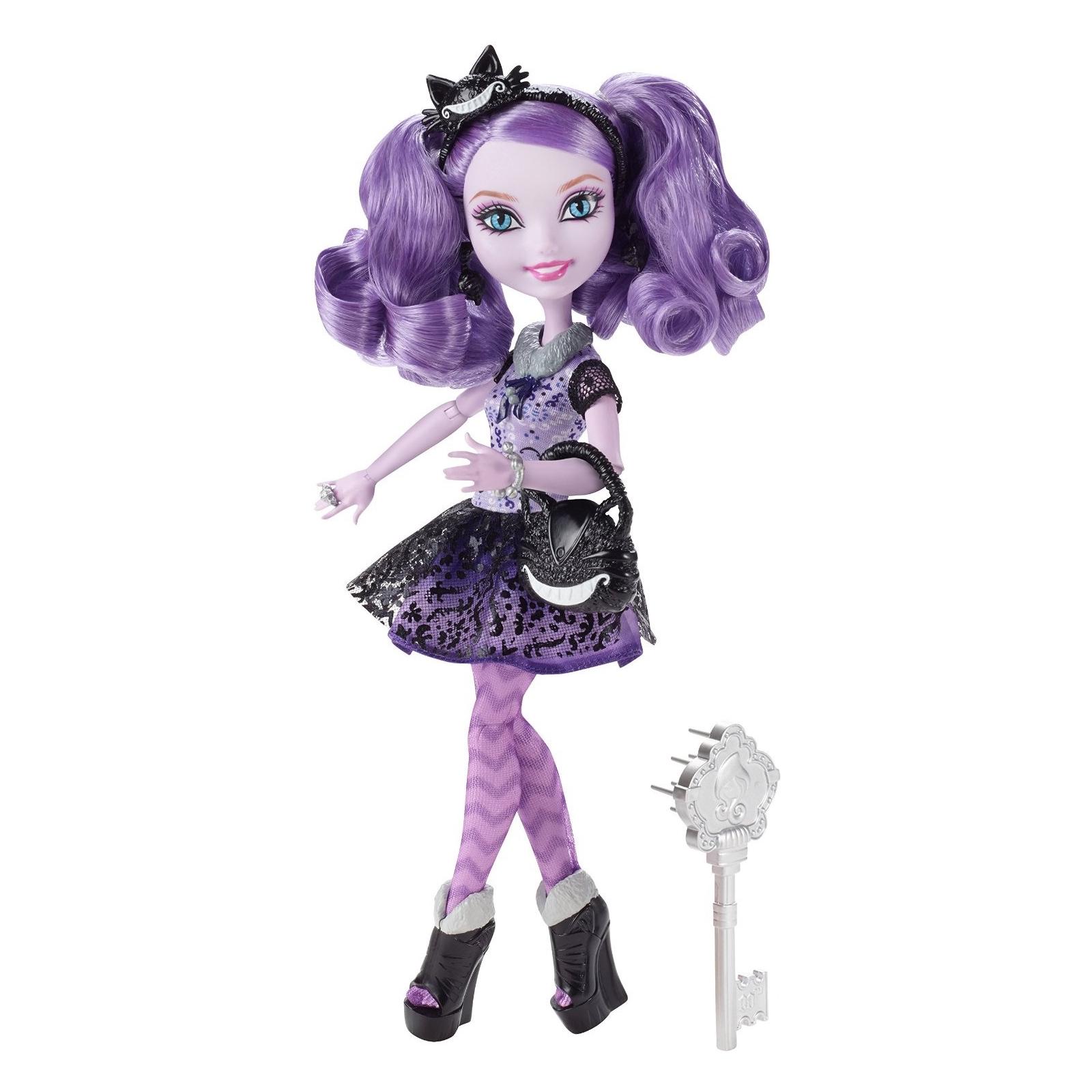 Кукла Mattel Ever After High Сказочные бунтари Дочь Чеширского Кота (BBD41-4)