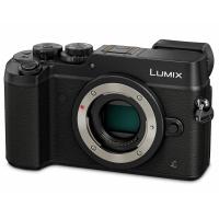 Цифровой фотоаппарат PANASONIC DMC-GX8 Body (DMC-GX8EE-S)