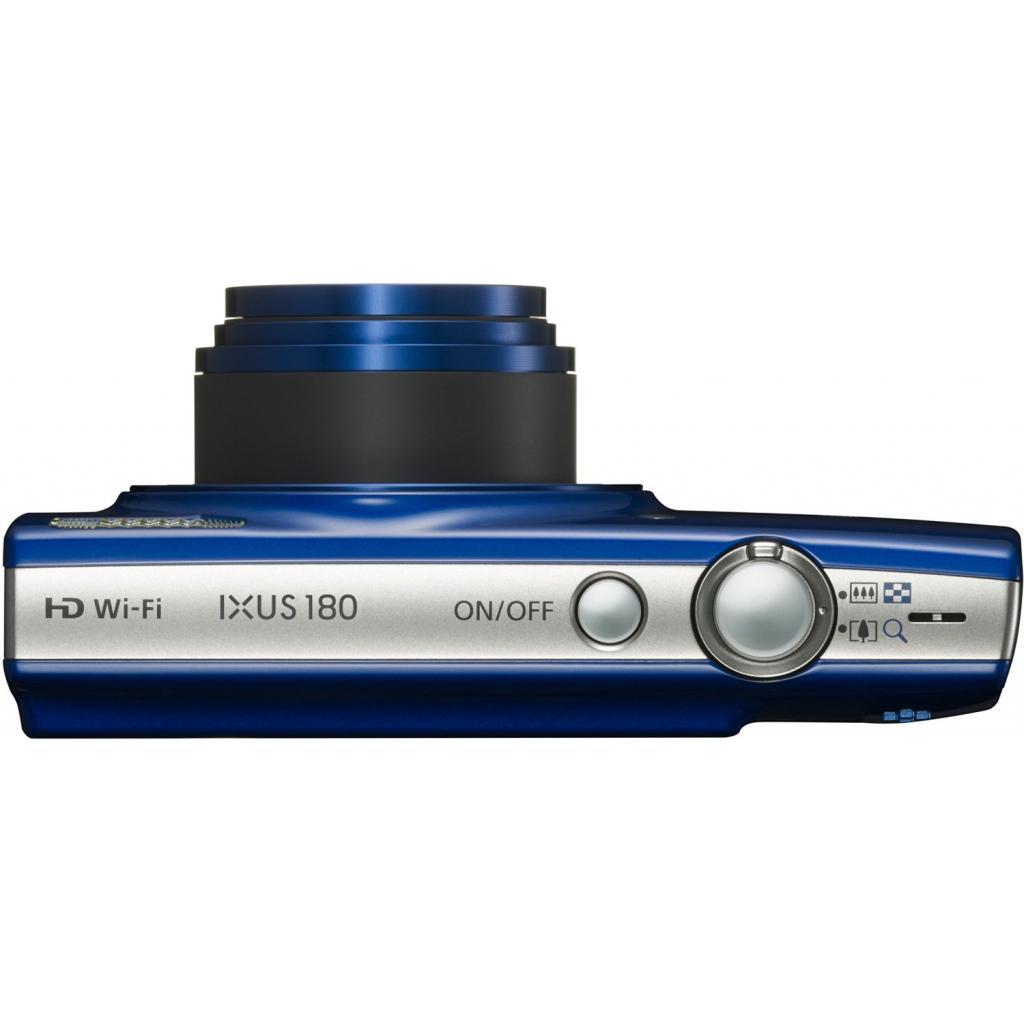 Цифровой фотоаппарат Canon IXUS 180 Blue (1091C009) изображение 3