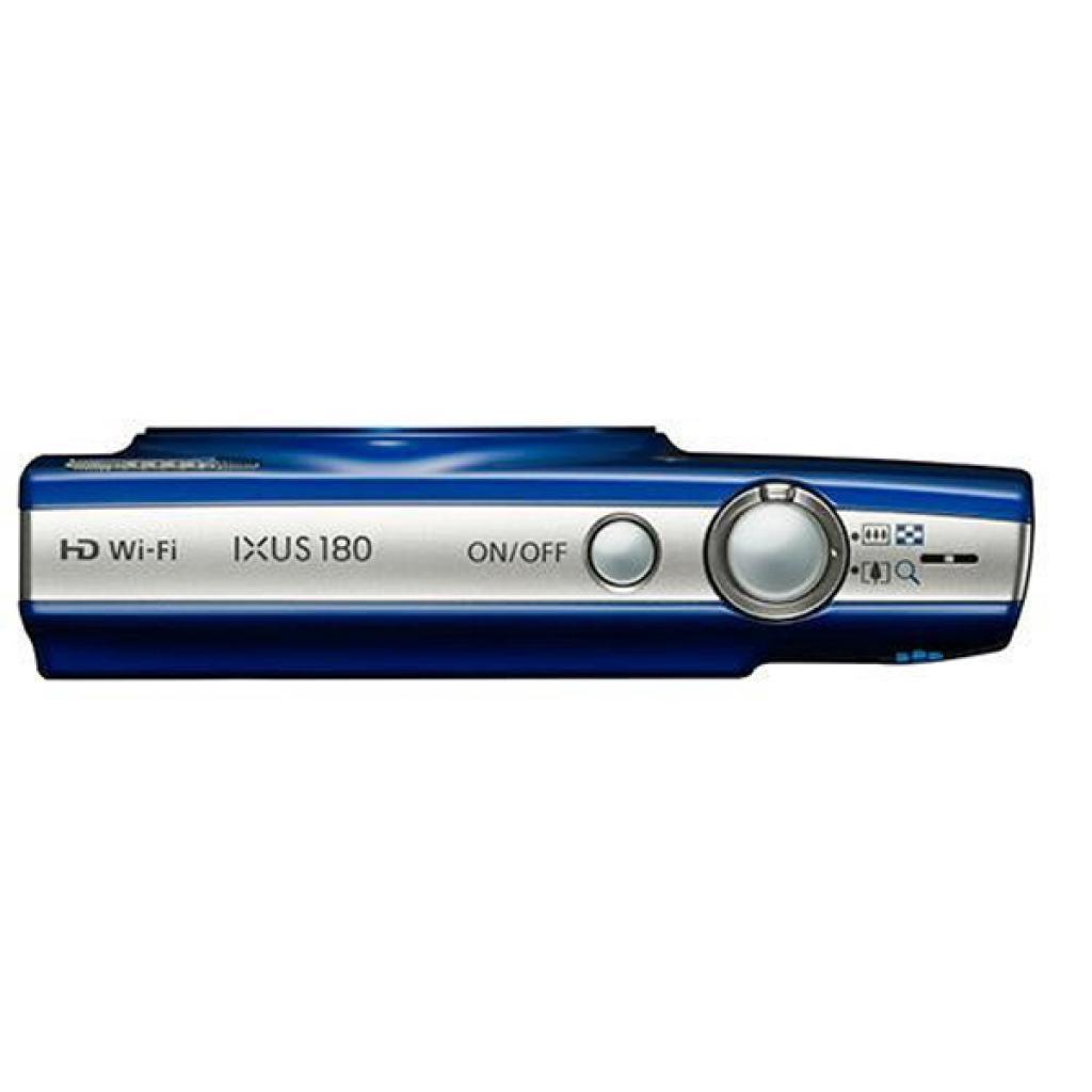 Цифровой фотоаппарат Canon IXUS 180 Blue (1091C009) изображение 5