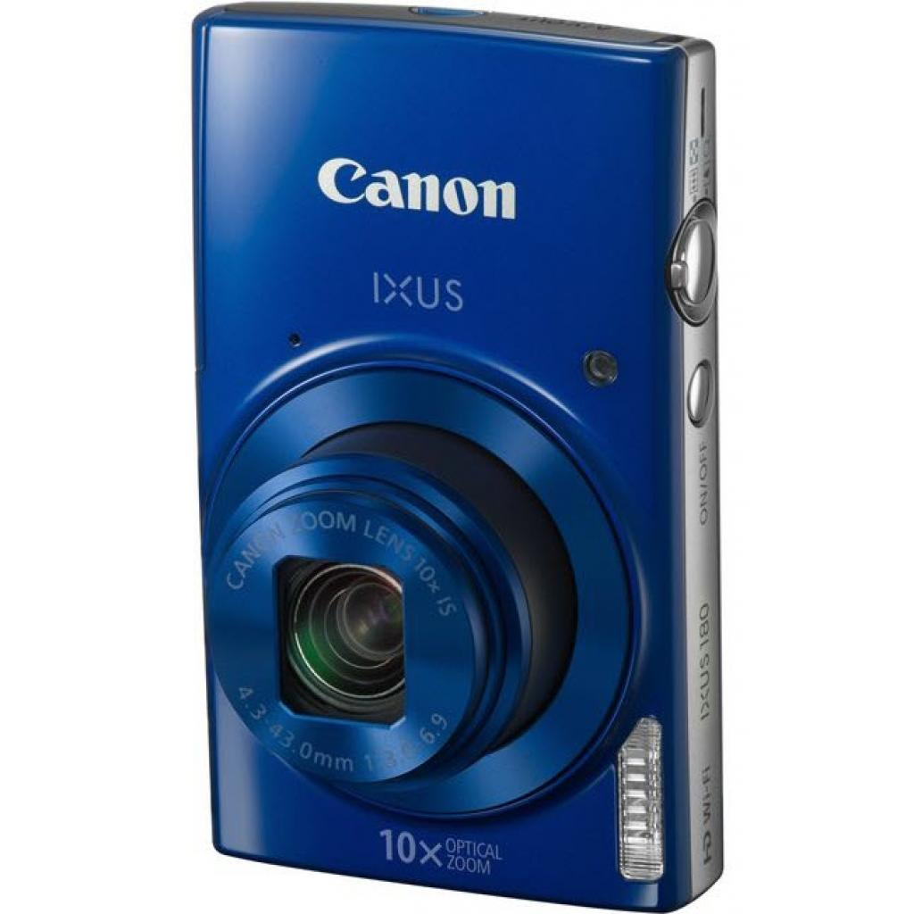 Цифровой фотоаппарат Canon IXUS 180 Blue (1091C009) изображение 6