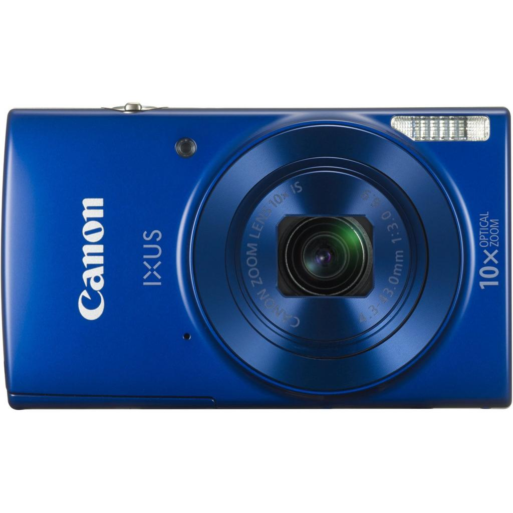 Цифровой фотоаппарат Canon IXUS 180 Blue (1091C009)
