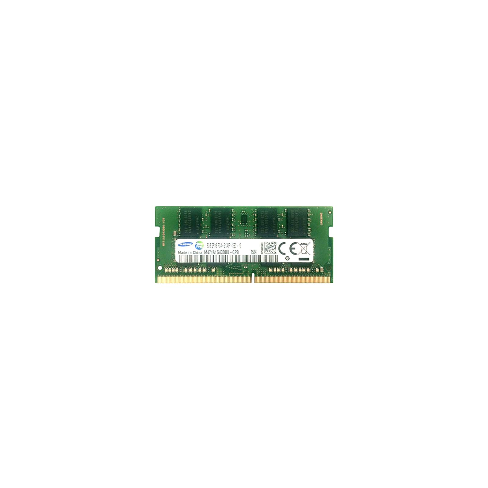 Модуль памяти для ноутбука SoDIMM DDR4 4GB 2133 MHz Samsung (M471A5143DB0-CPB)