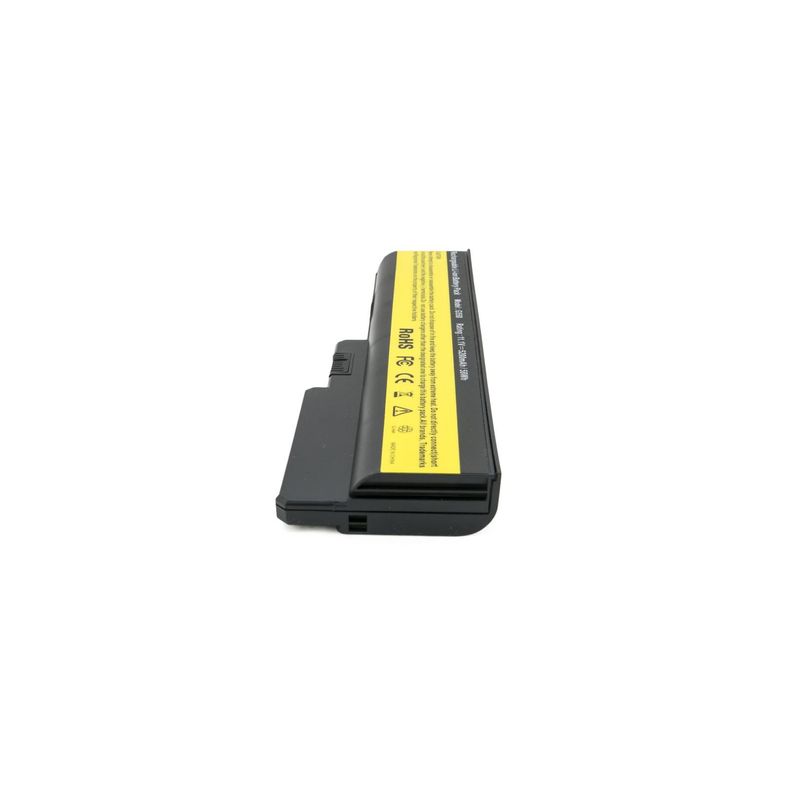 Аккумулятор для ноутбука Lenovo IdeaPad G550, 5200 mAh EXTRADIGITAL (BNL3953) изображение 5