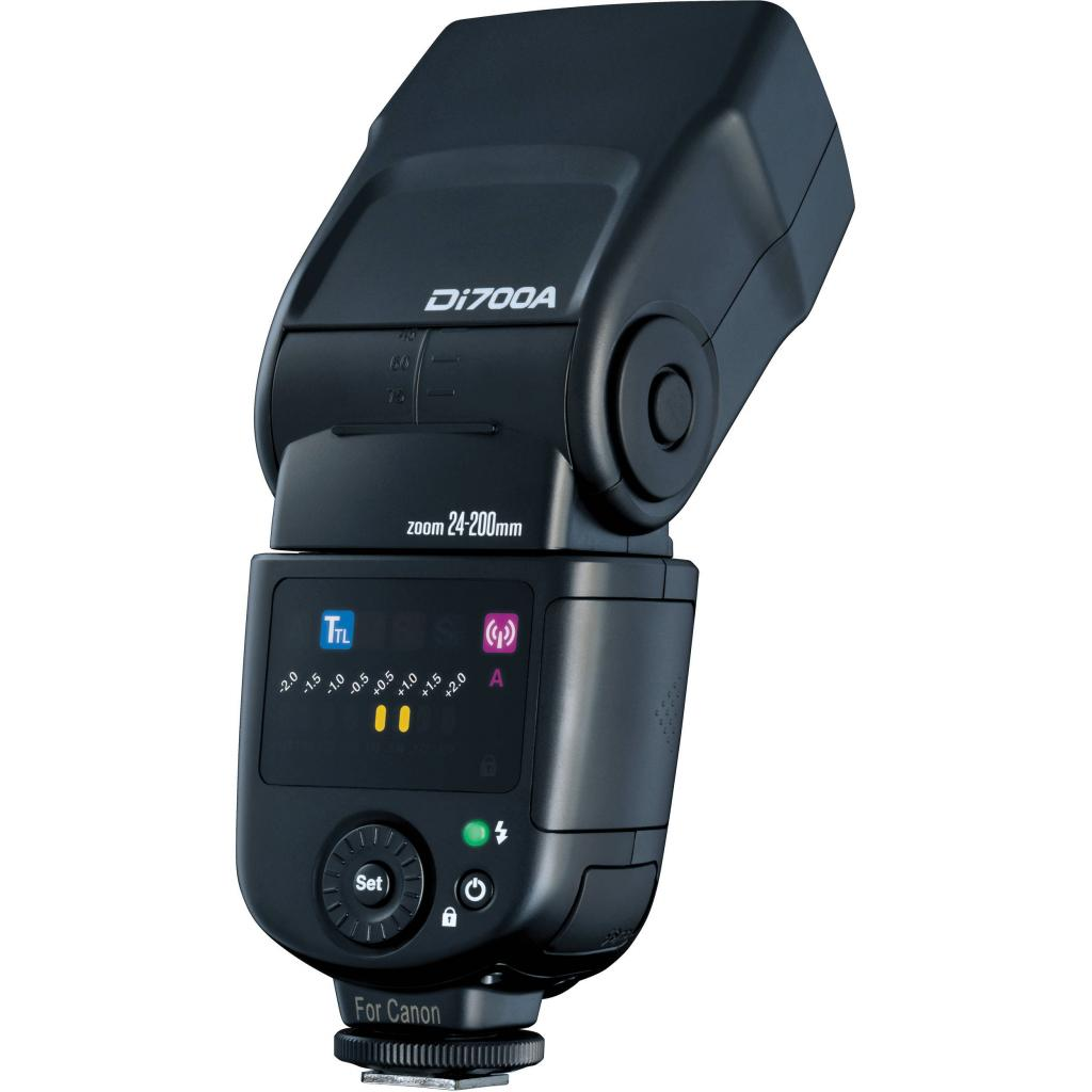 Вспышка Nissin Speedlite Di700A Kit Canon (N086) изображение 2