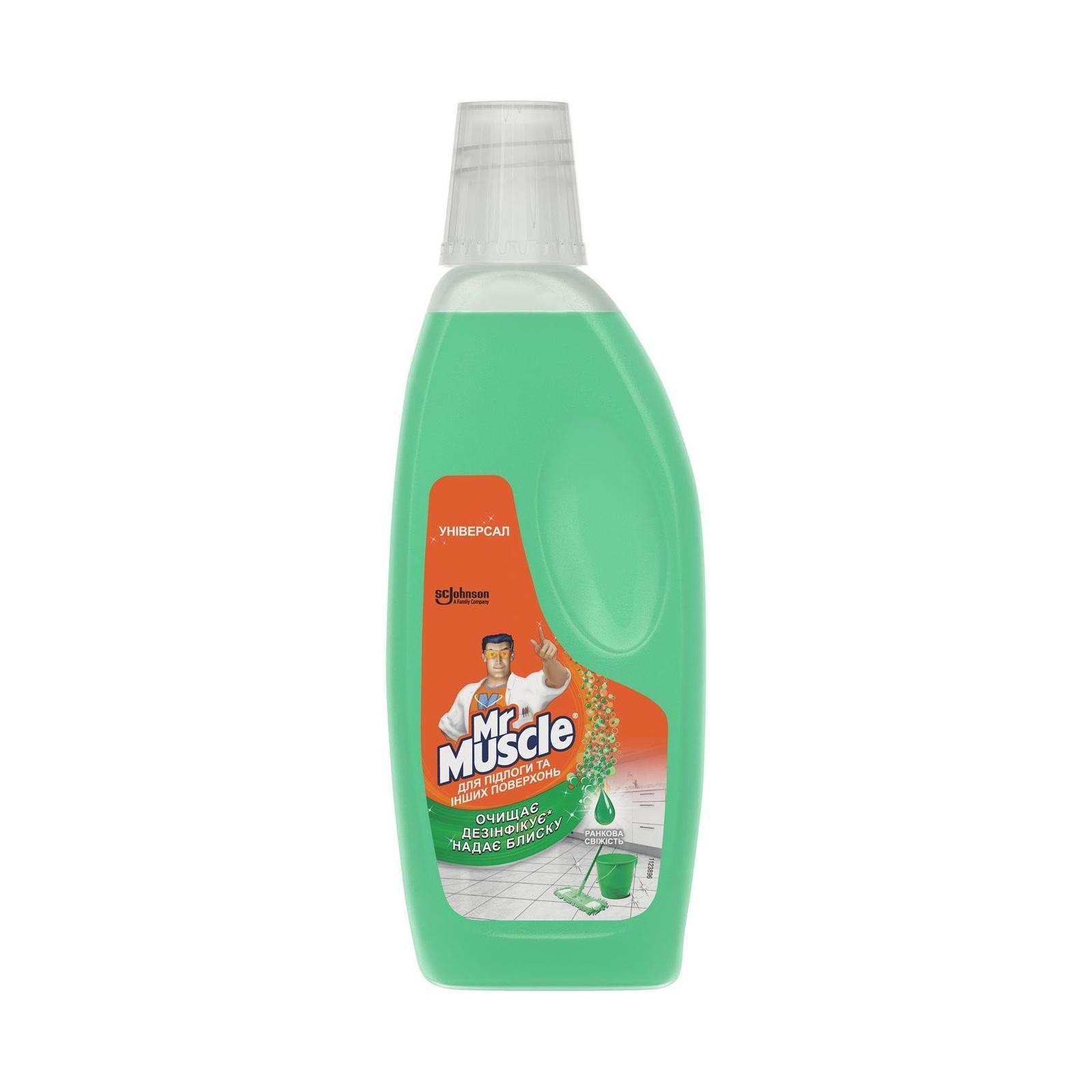 Чистящее средство Мистер Мускул Утренняя свежесть 500 мл (4823002004557)