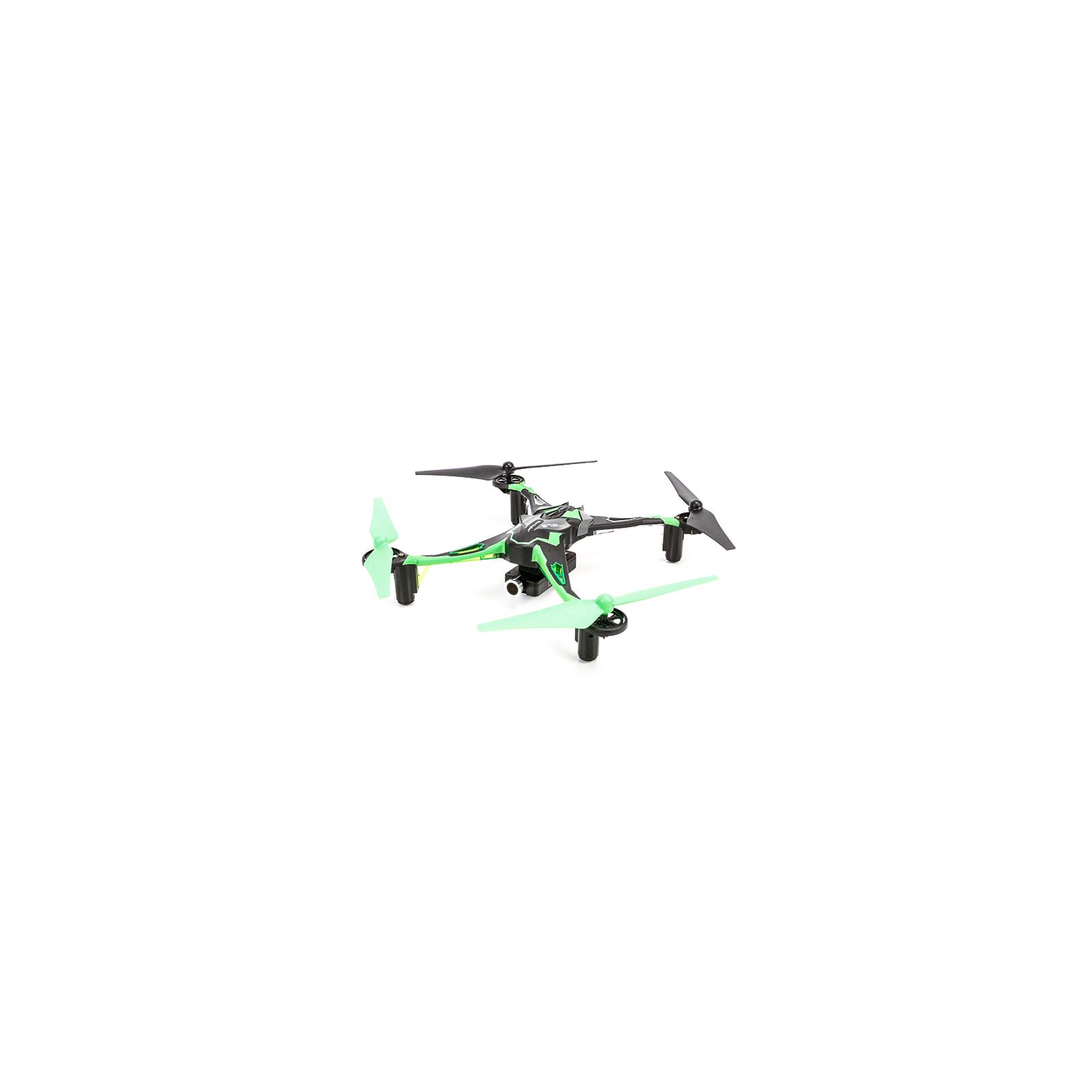 Квадрокоптер Nine Eagles Galaxy Visitor 6 FPV 4CH с Wi-Fi камерой зеленый (NE201890)