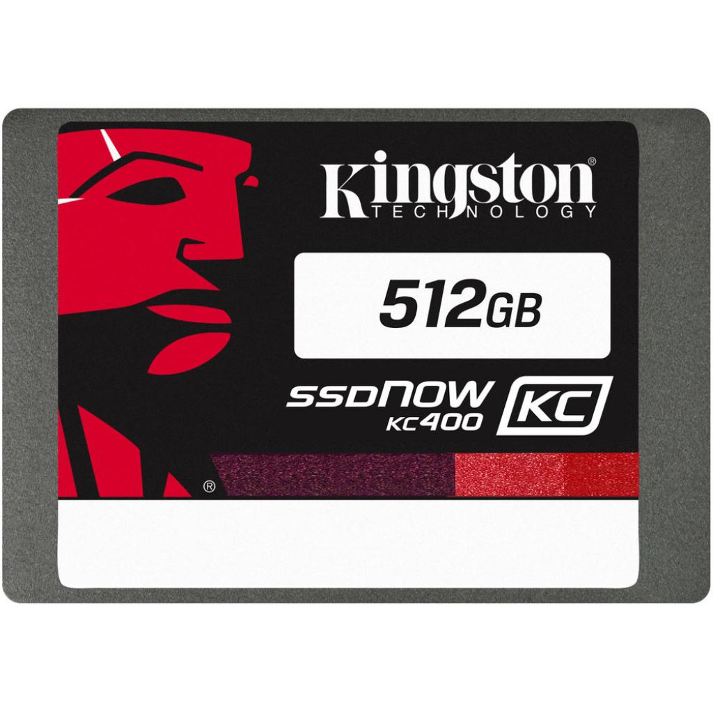 "Накопитель SSD 2.5"" 512GB Kingston (SKC400S3B7A/512G)"
