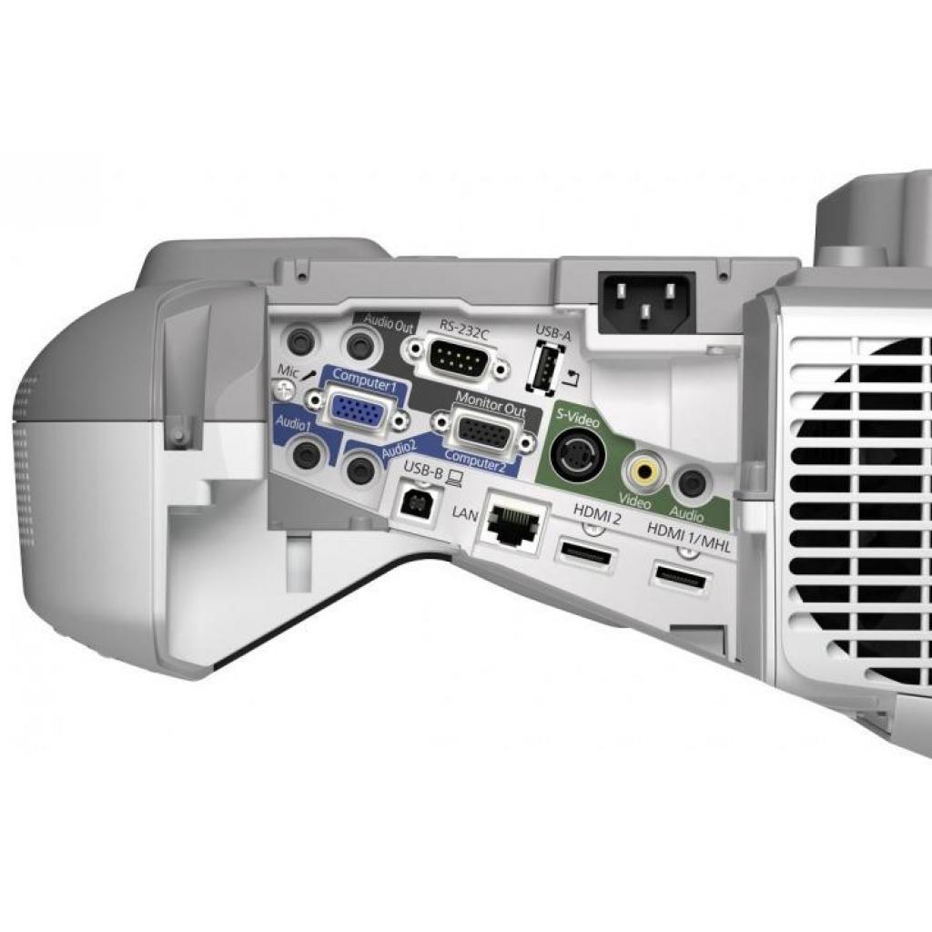 Проектор EPSON EB-595Wi (V11H599040) изображение 4