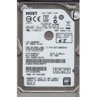 """Жесткий диск для ноутбука 2.5"""" 1TB Hitachi HGST (0J26213 / HTS541010A9E680)"""