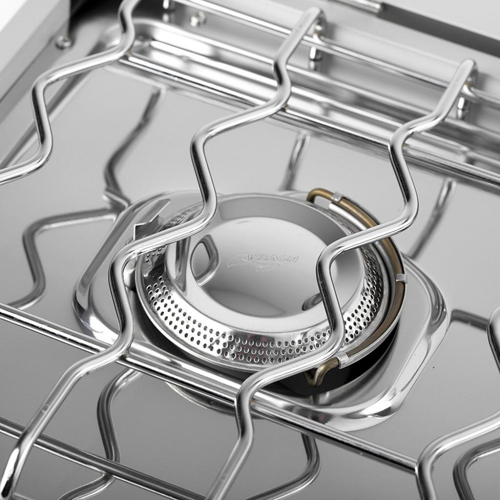 Газовая плитка Kovea Grace Twin Stove (AL II Chef Master) KB-0812 (8806372095437) изображение 2