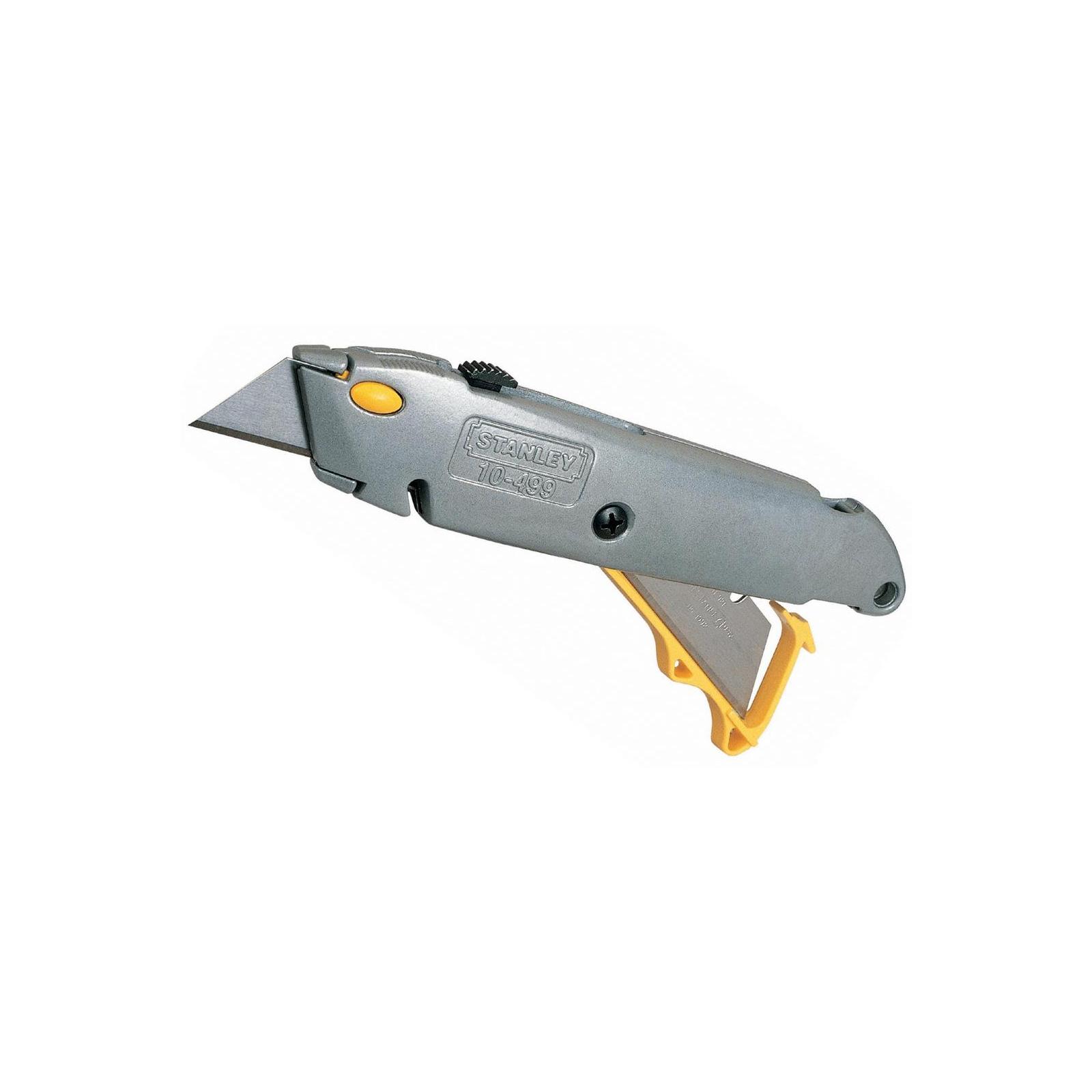 Нож монтажный Stanley для отделочных работ, длина лезвия 160мм. (0-10-499)