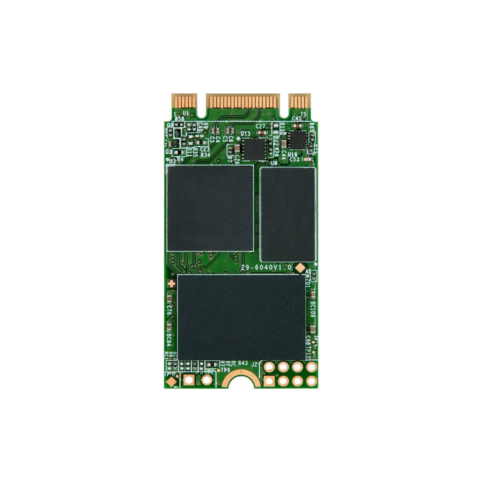 Накопитель SSD M.2 2242 120GB Transcend (TS120GMTS420S) изображение 2
