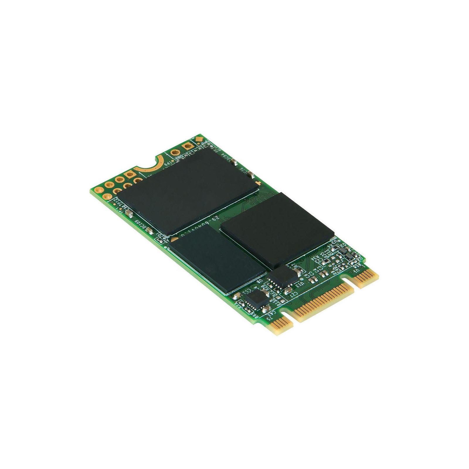 Накопитель SSD M.2 2242 120GB Transcend (TS120GMTS420S) изображение 6