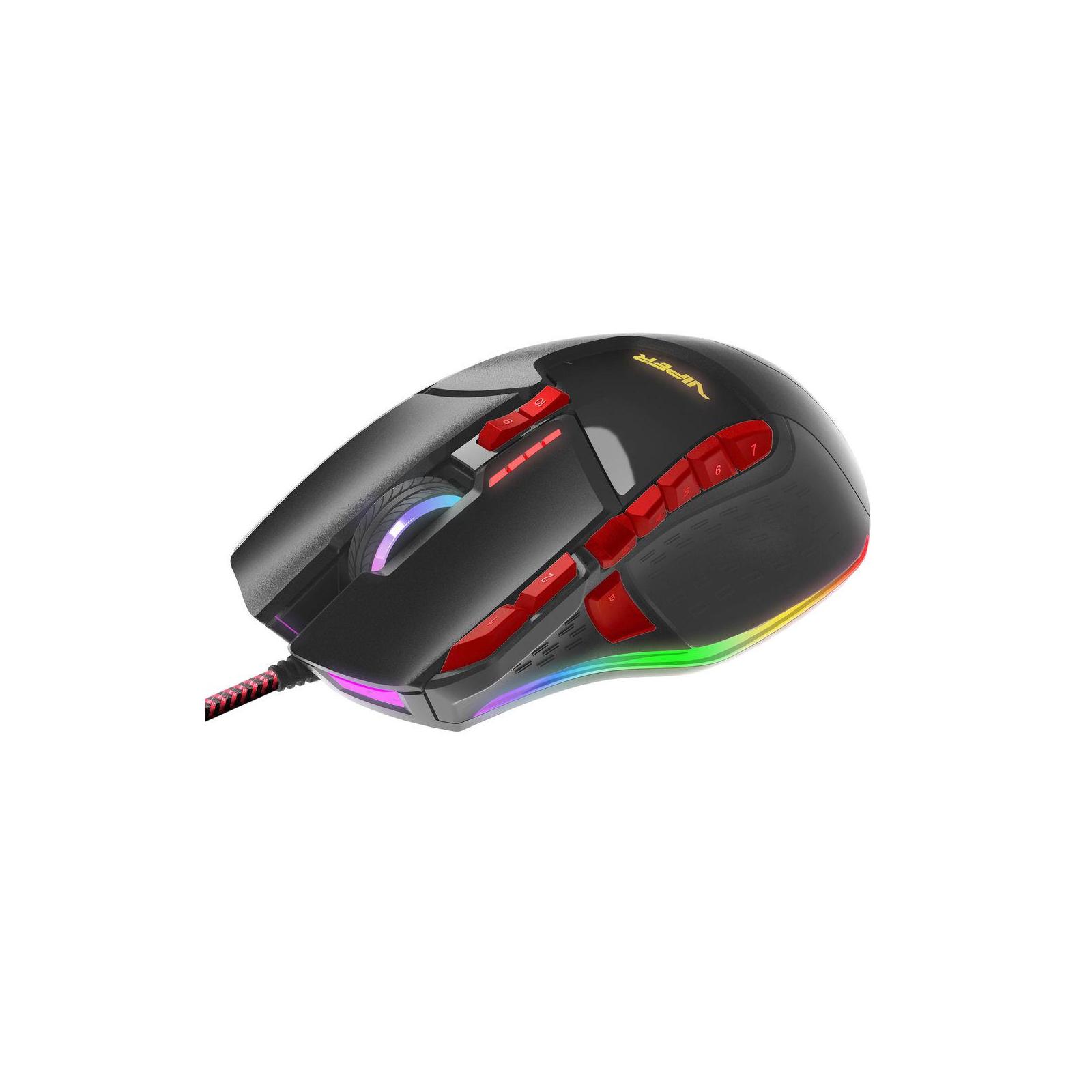 Мышка Patriot Viper V570 Black/Red (PV570LUXWK)