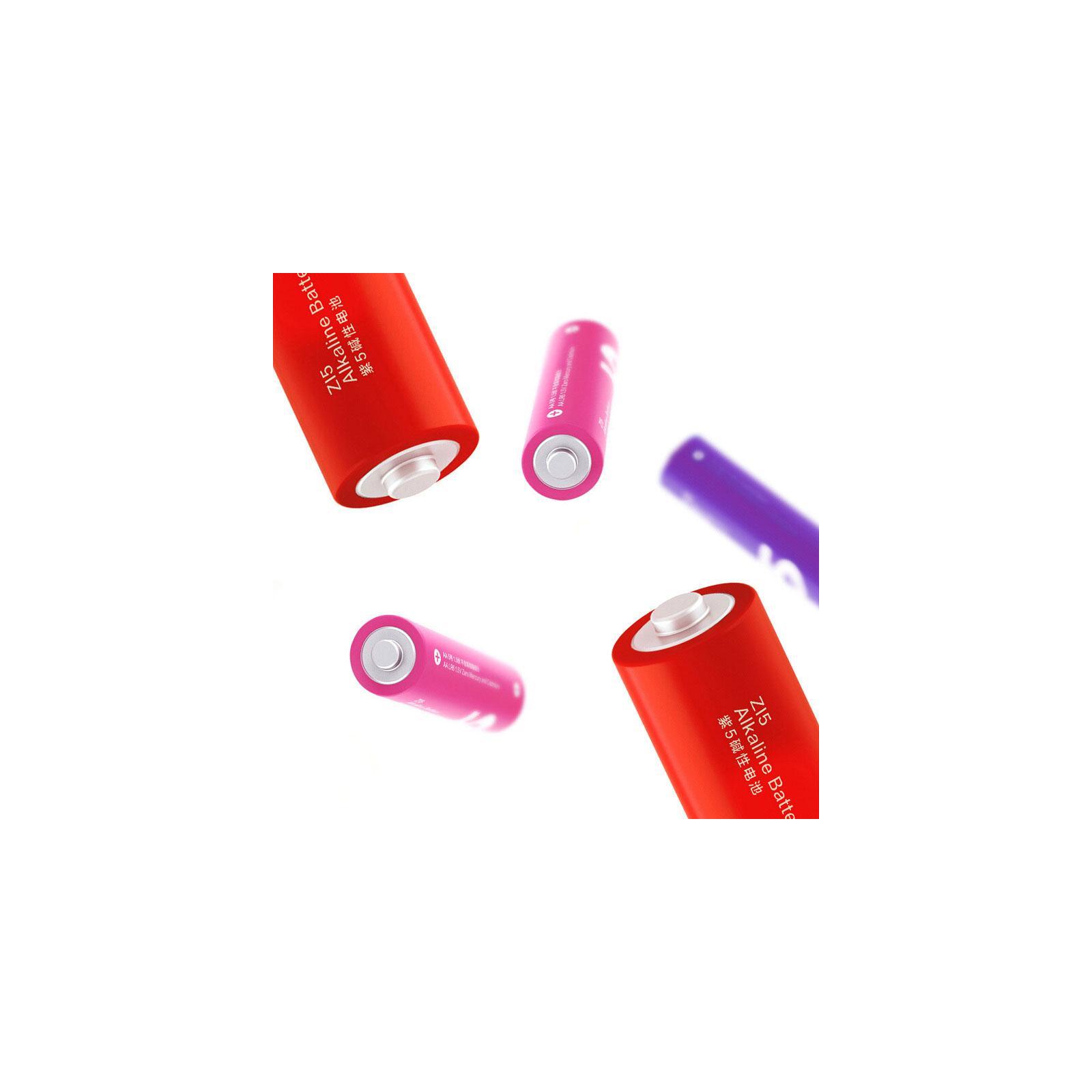 Батарейка ZMI ZI7 Rainbow AAA batteries * 40 (Ф01153) изображение 4