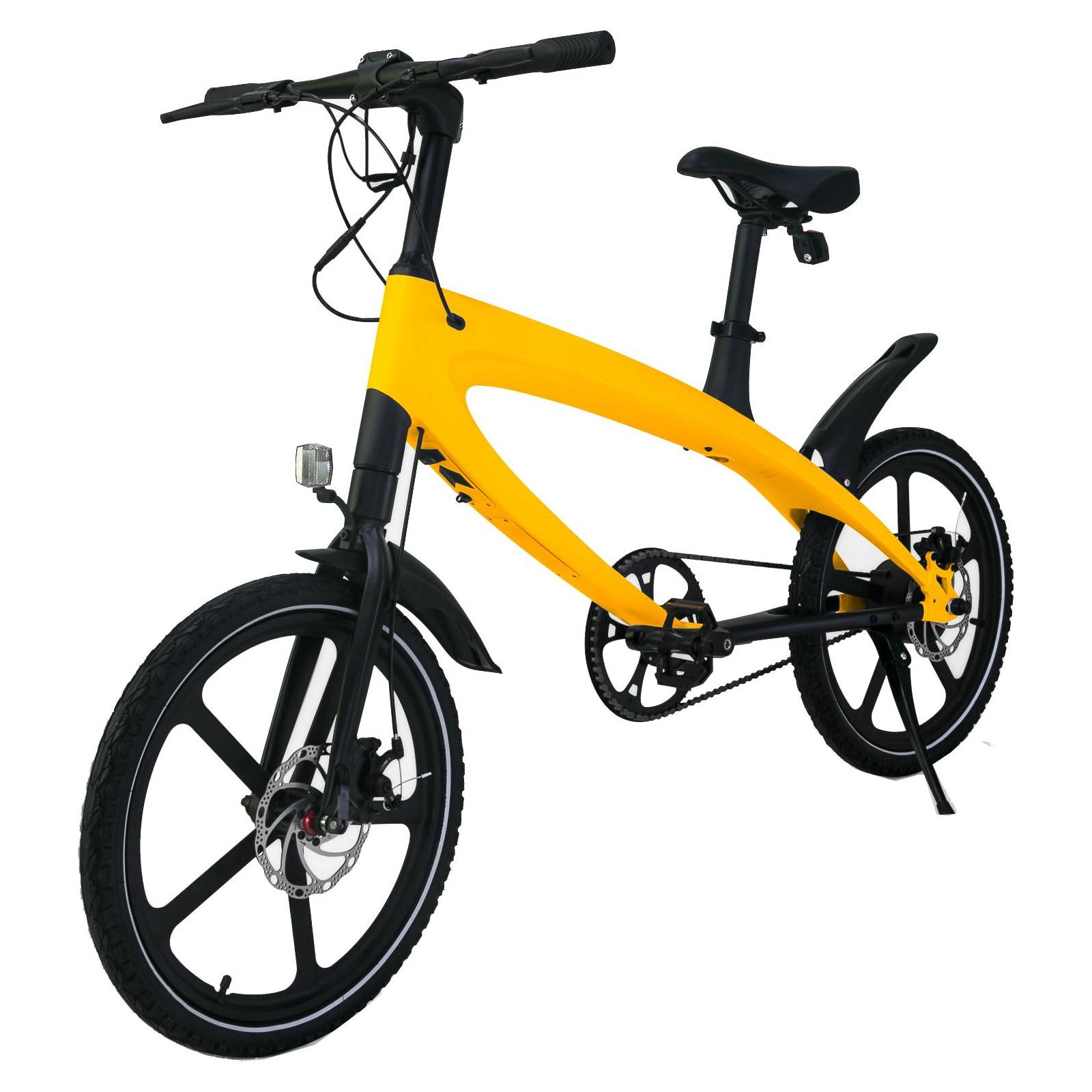Электровелосипед Rover S1 Orange (347123) изображение 3