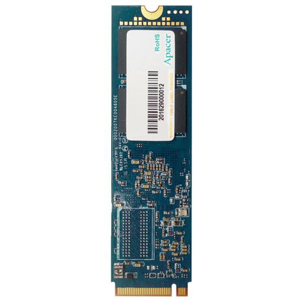 Накопитель SSD Apacer M.2 2280 120GB (AP120GZ280) изображение 2