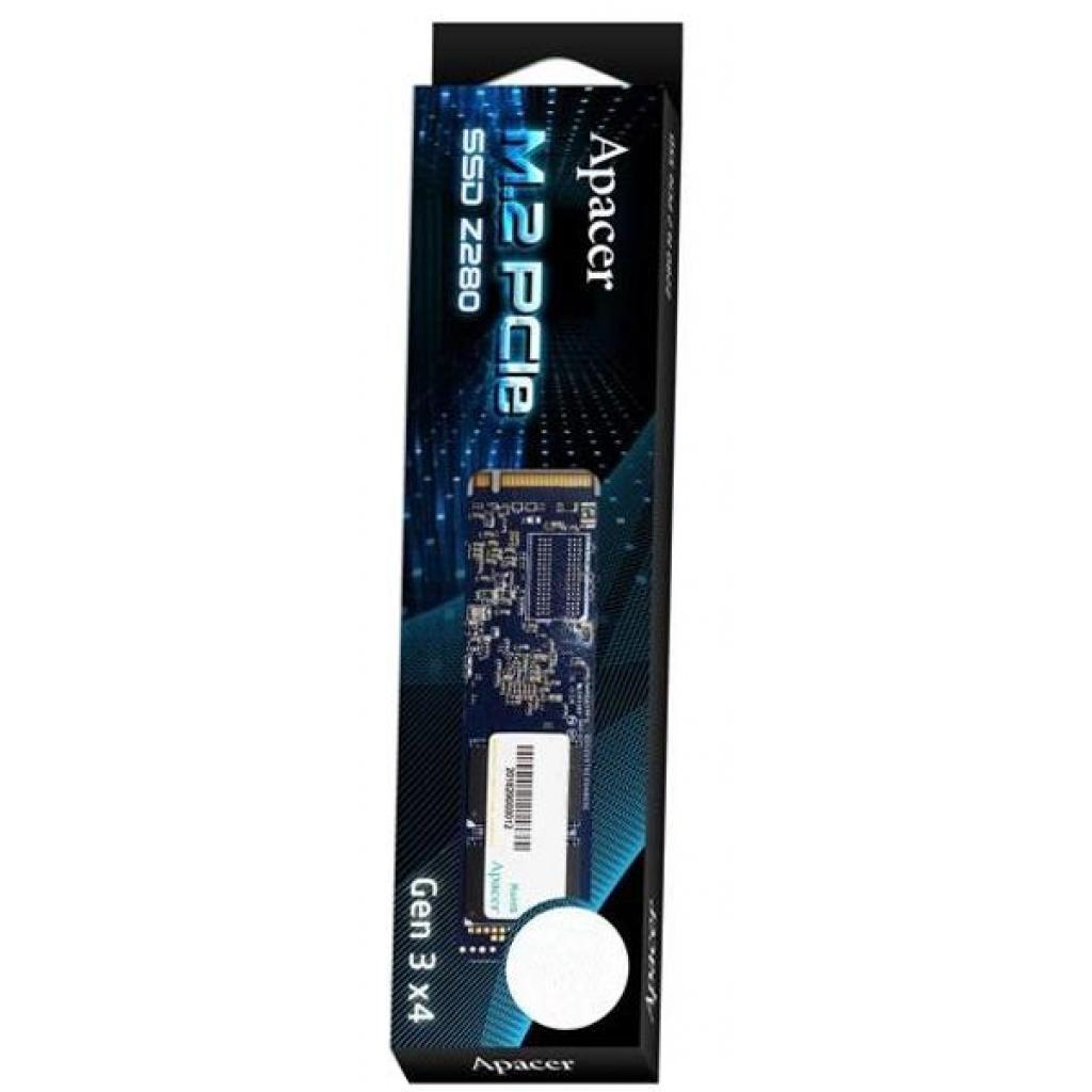 Накопитель SSD Apacer M.2 2280 120GB (AP120GZ280) изображение 3