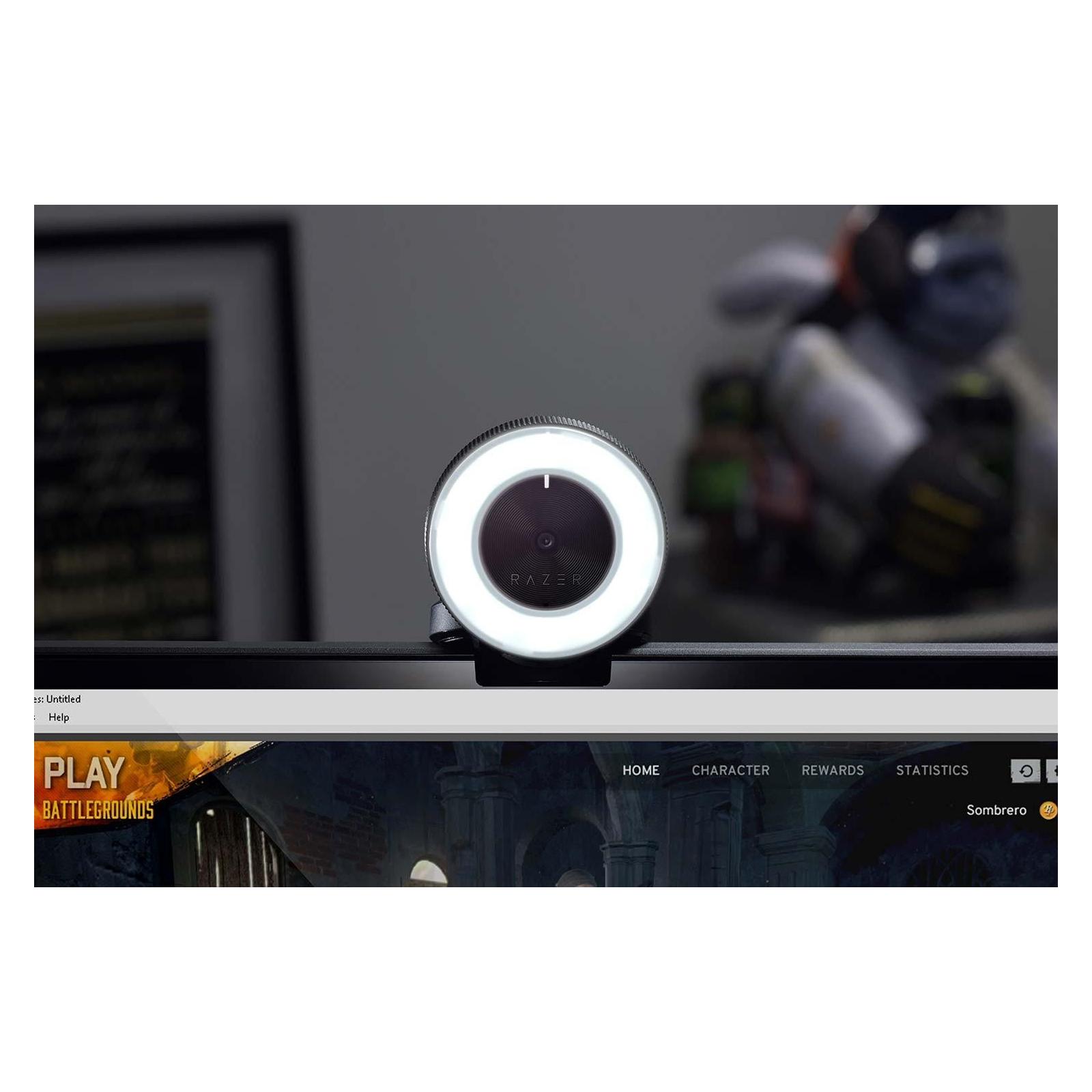 Веб-камера Razer Kiyo Black (RZ19-02320100-R3M1) изображение 7