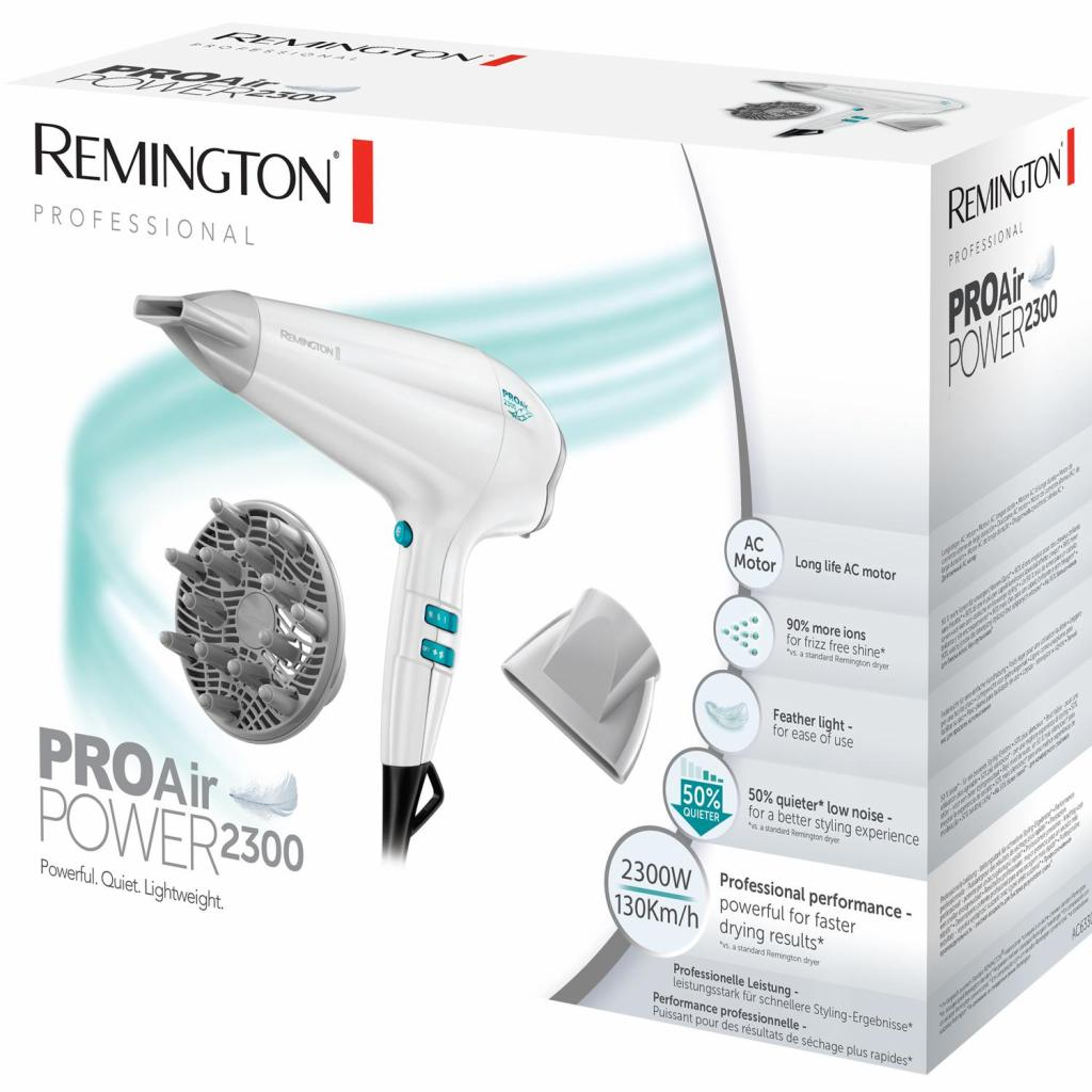 Фен Remington PRO Air (AC6330) изображение 5