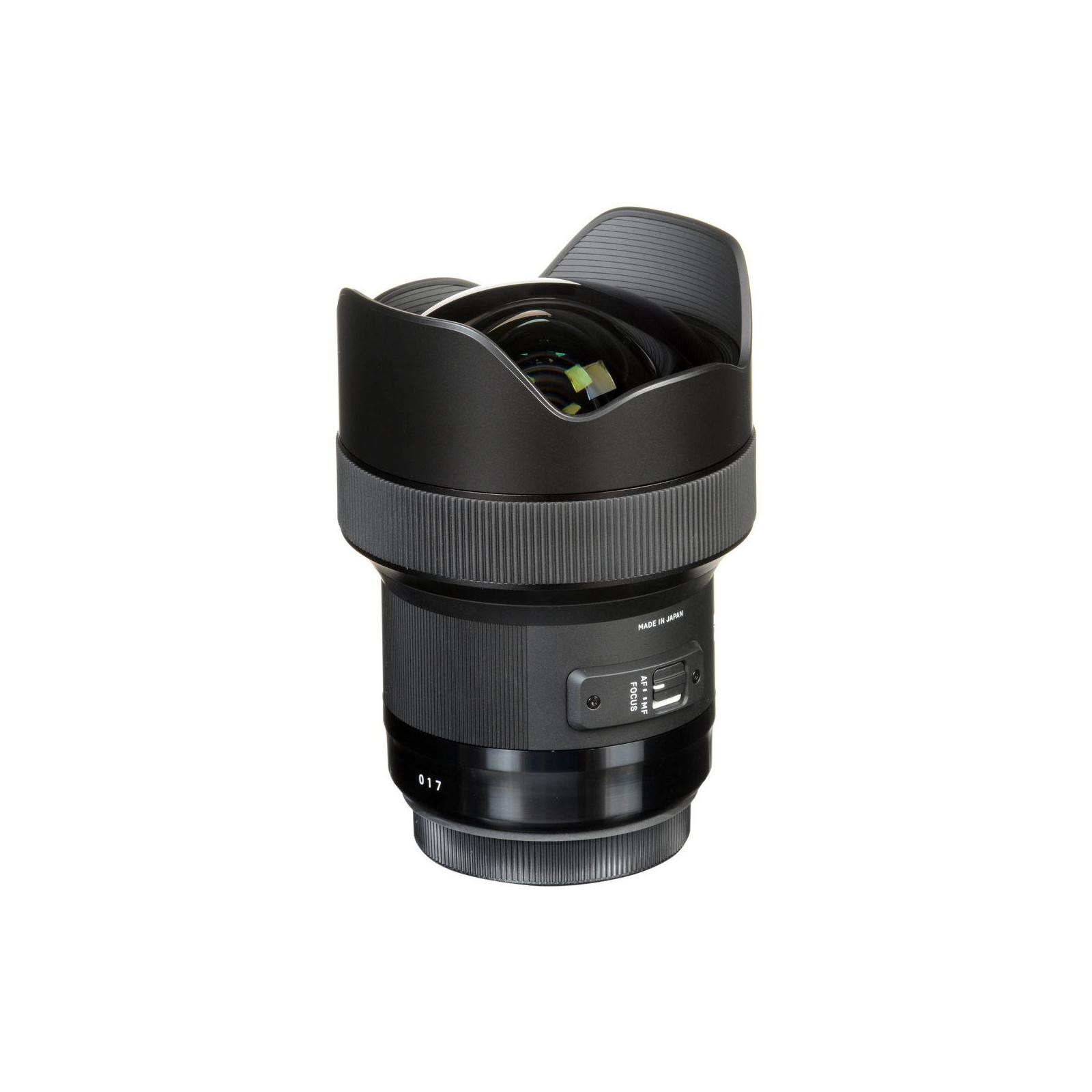 Объектив Sigma AF 14/1,8 DG HSM Art Canon (450954) изображение 10