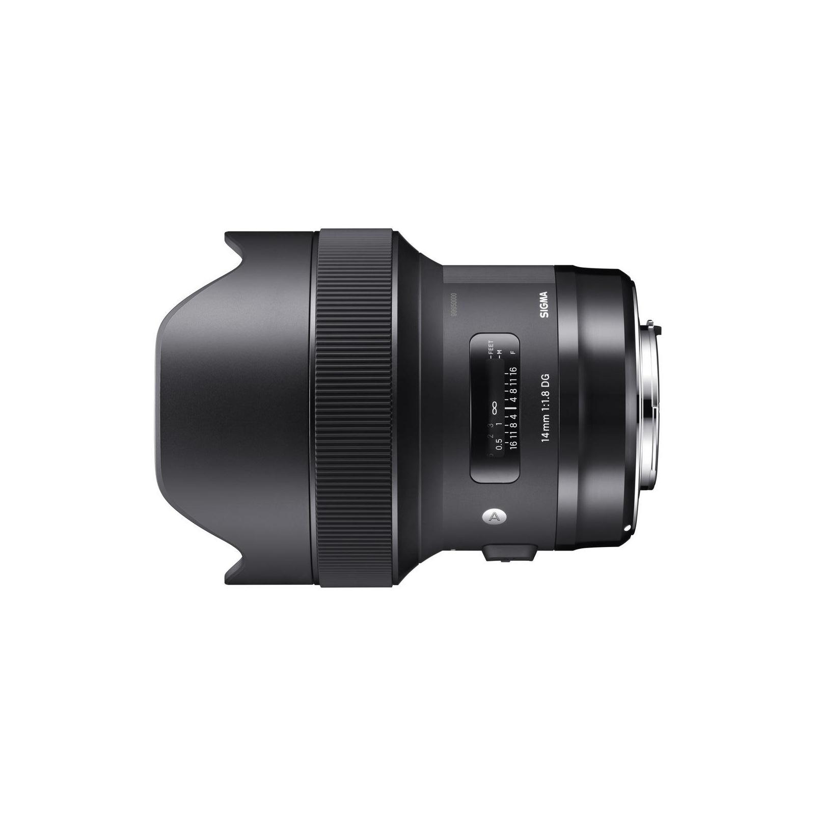 Объектив Sigma AF 14/1,8 DG HSM Art Canon (450954)