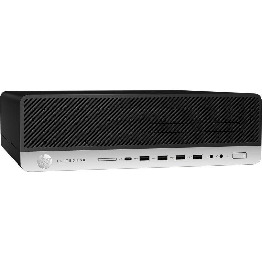 Компьютер HP EliteDesk 800 G4 SFF (4KW28EA) изображение 3