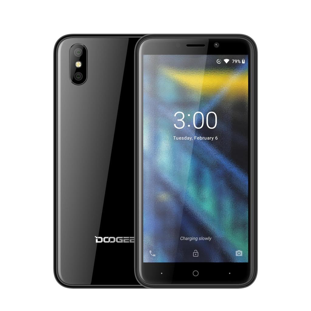Мобильный телефон Doogee X50L Black (6924351655051)