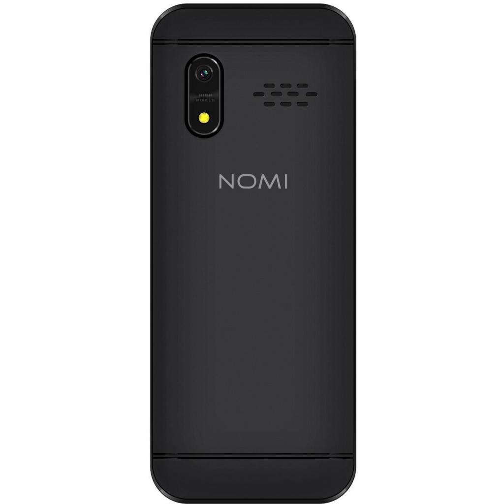 Мобильный телефон Nomi i186 Black изображение 2