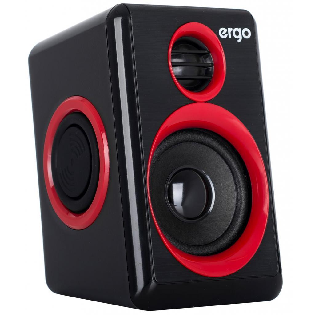 Акустическая система Ergo S-165 Red/Black изображение 4