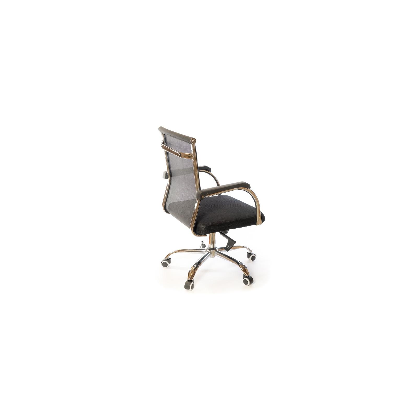 Офисное кресло Аклас Мираж FX CH TILT Черное (12742) изображение 4