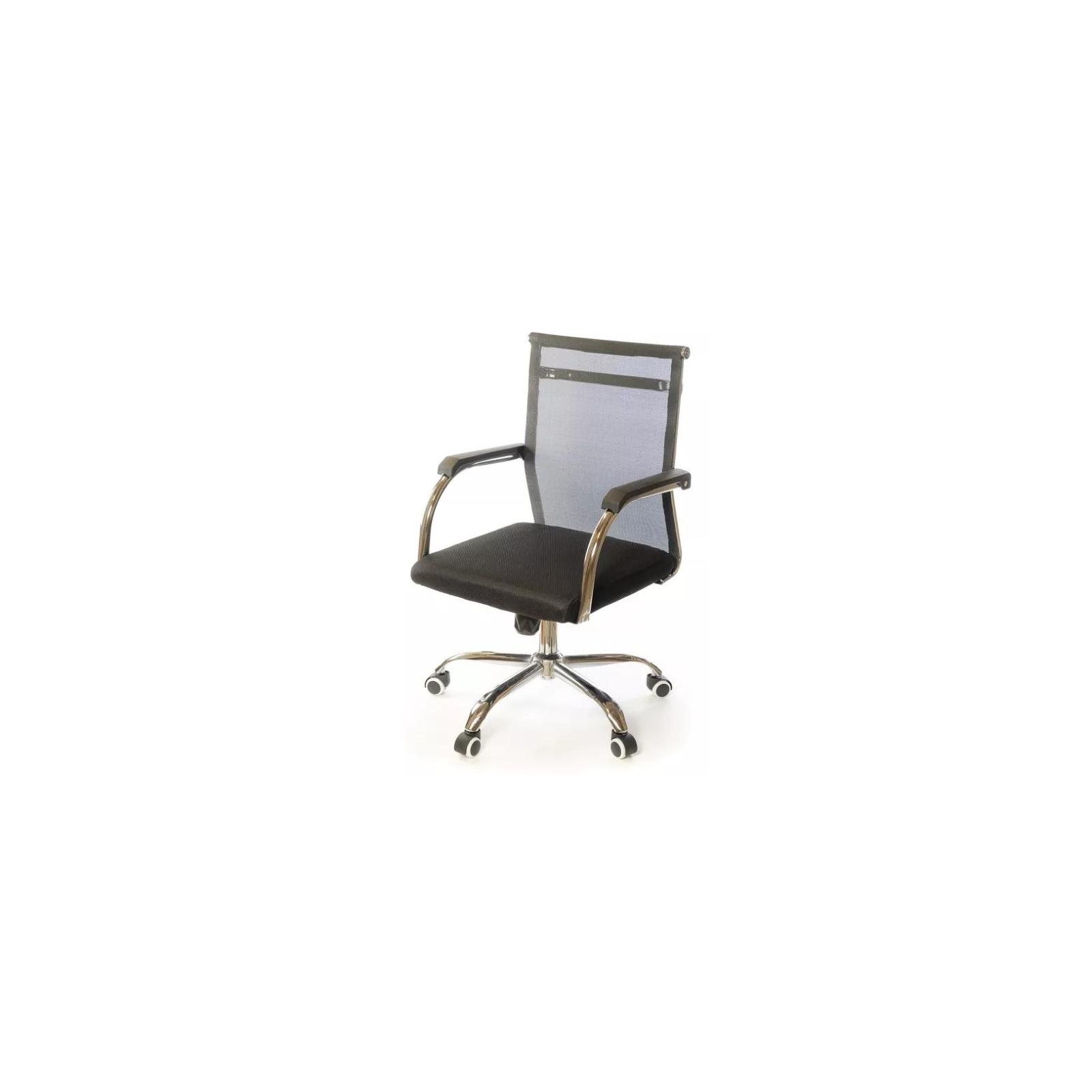 Офисное кресло Аклас Мираж FX CH TILT Черное (12742)