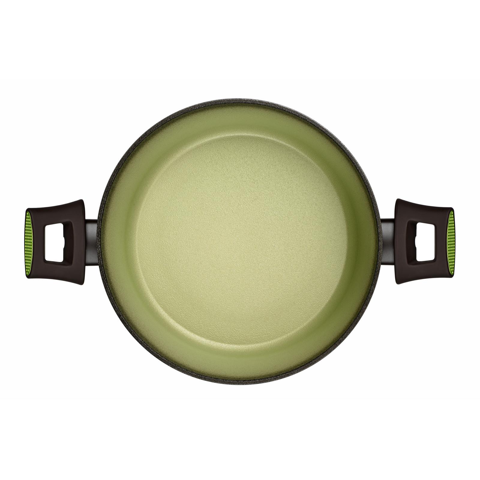 Кастрюля Ardesto Avocado с крышккой 3,5 л (AR2535CA) изображение 2