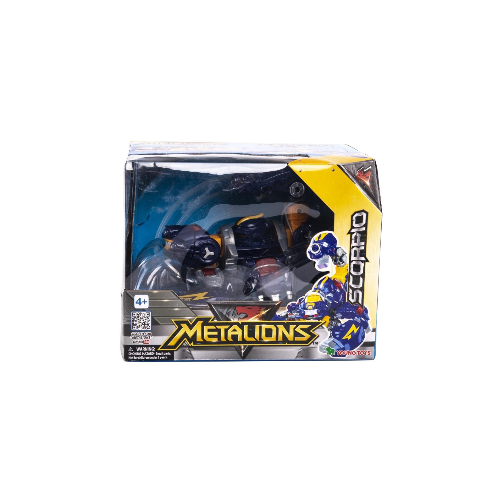 Трансформер Metalions Скорпио (314026) изображение 5
