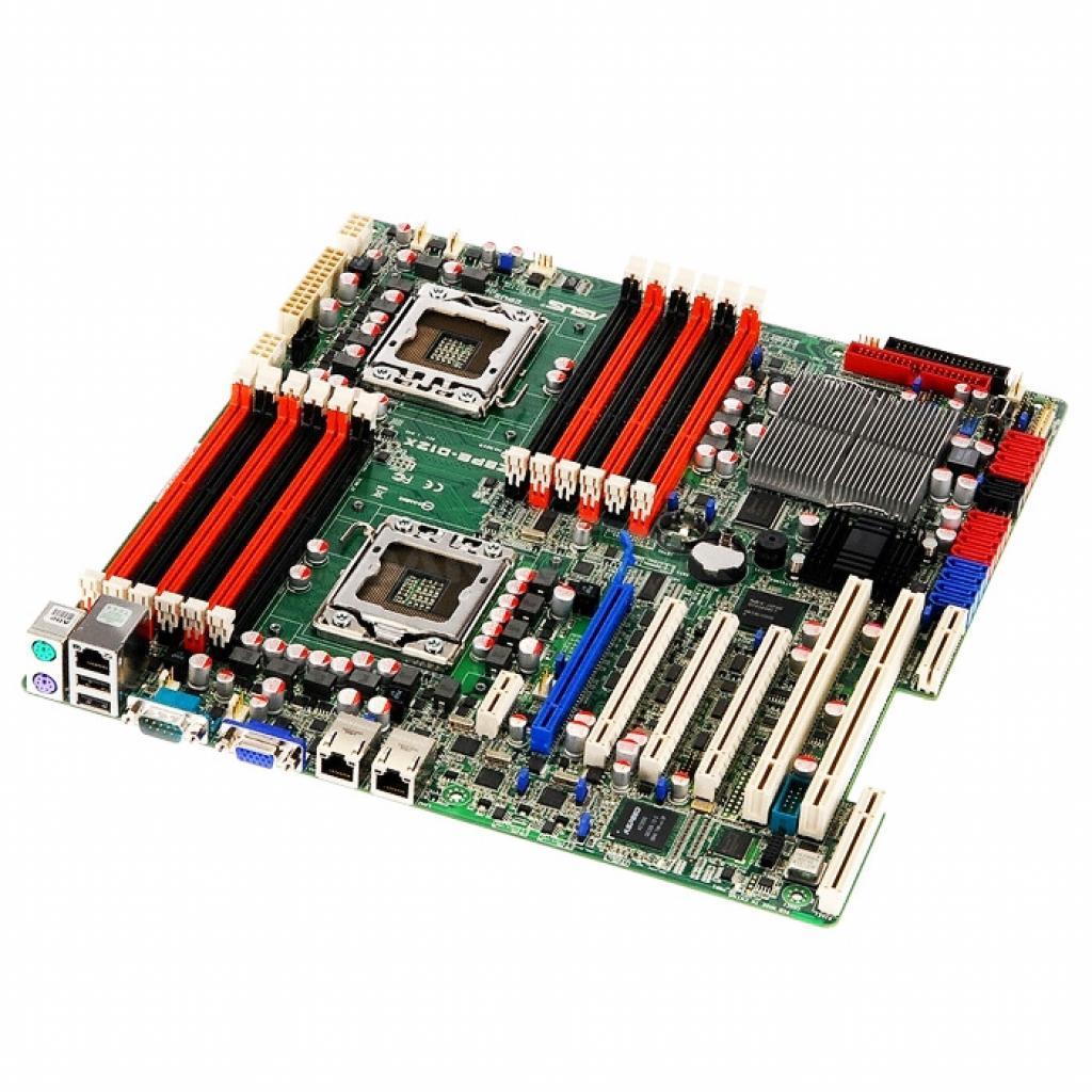 Серверная МП ASUS Z8PE-D12X/IKVM изображение 2