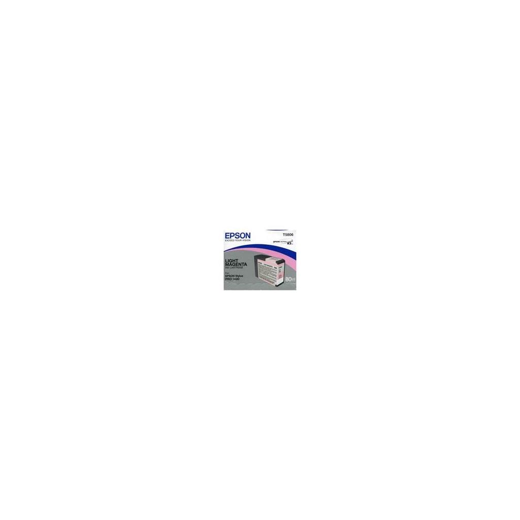 Картридж Epson St Pro 3800 light magenta (C13T580600)