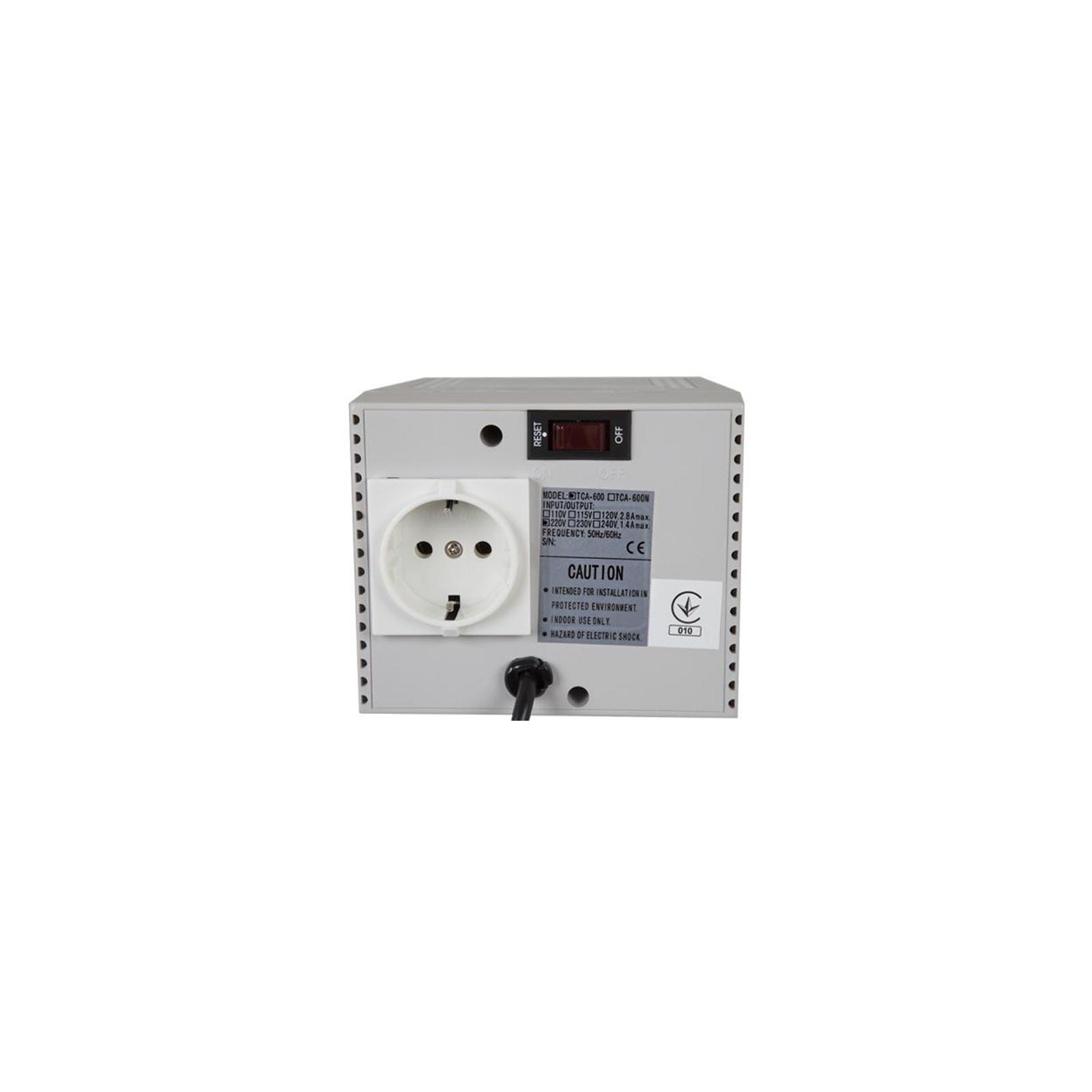 Стабилизатор TCA-600 Powercom изображение 2