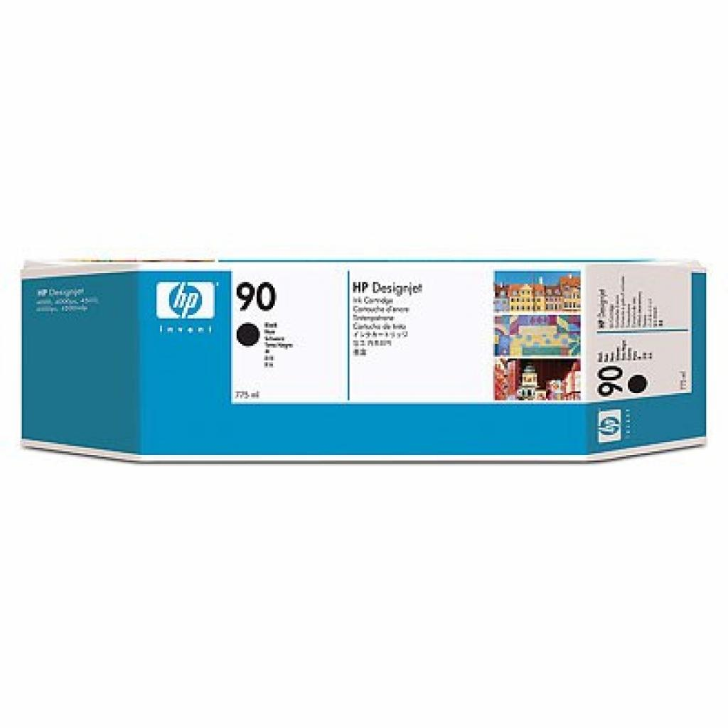 Картридж HP No.90 DesignJ4000 black (C5059A)