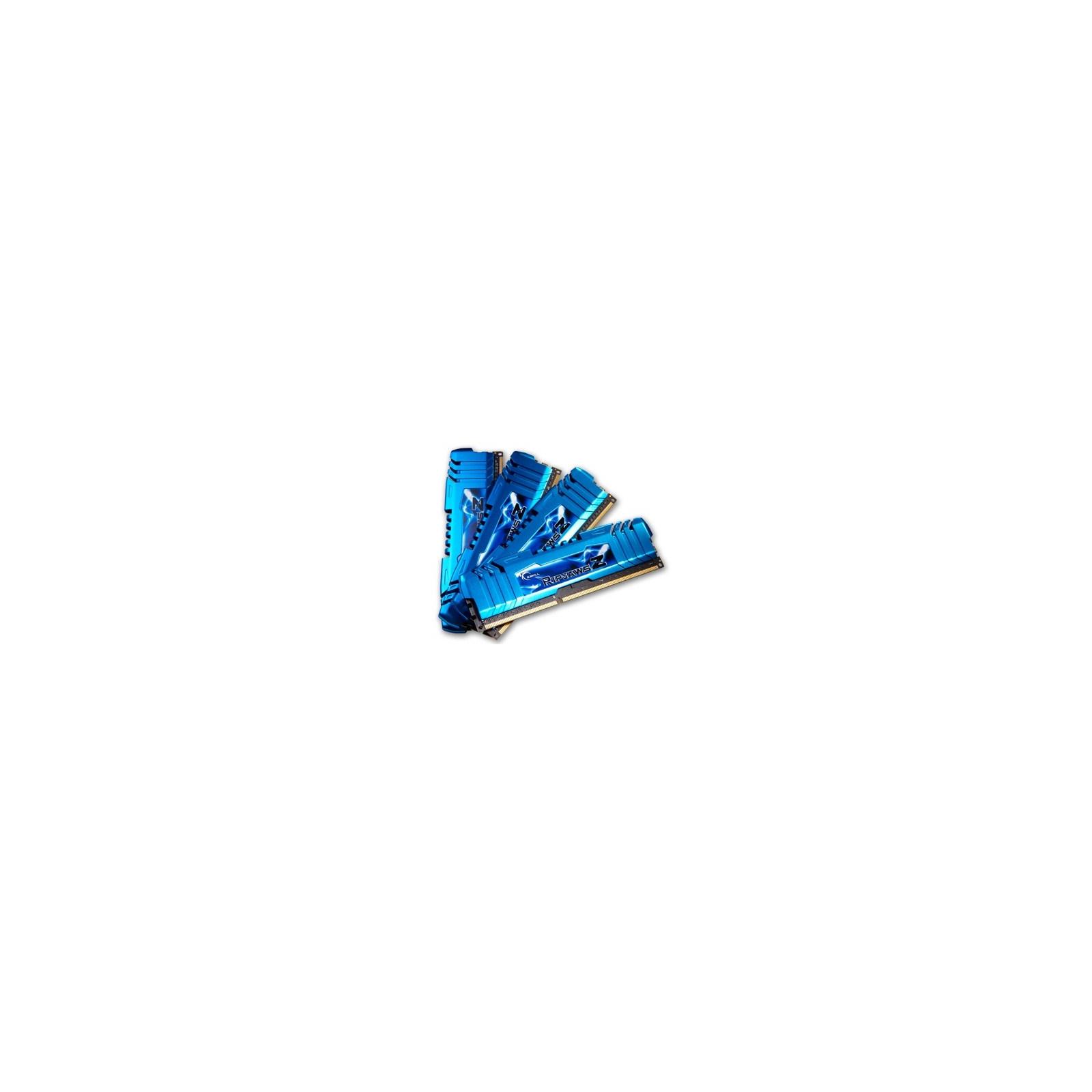 Модуль памяти для компьютера DDR3 16GB (4x4GB) 1866 MHz G.Skill (F3-14900CL8Q-16GBZM)