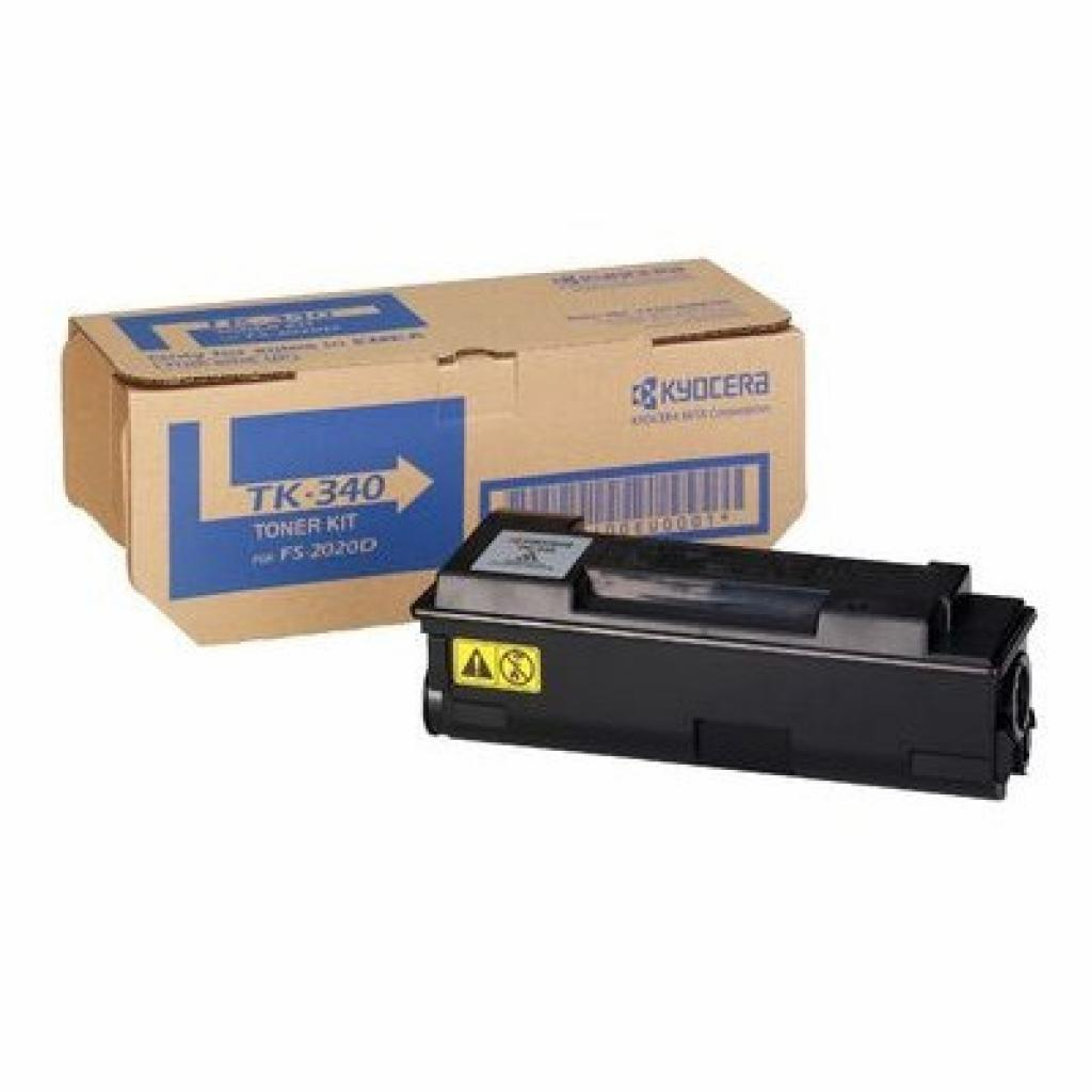Тонер-картридж Kyocera TK-340 (Для FS-2020D(N)) (1T02J00EU0/1T02J00EUC)