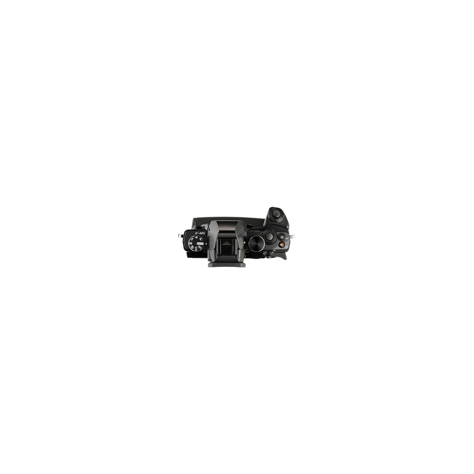 Цифровой фотоаппарат OLYMPUS OM-D E-M5 body black (V204040BE000) изображение 3