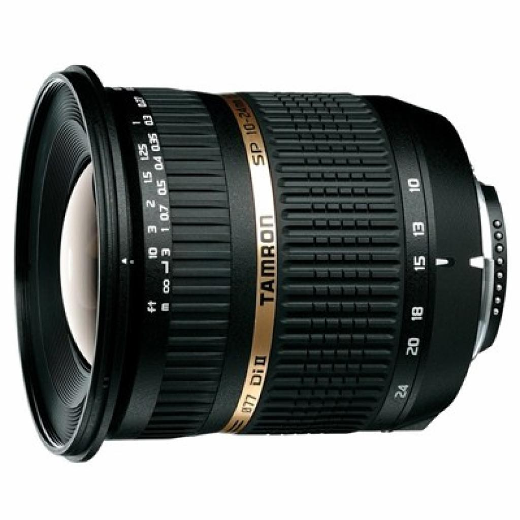 Объектив Tamron SP AF 10-24mm f/3.5-4.5 Di II LD Asp. (IF) for Canon (SP AF 10-24mm for Canon)
