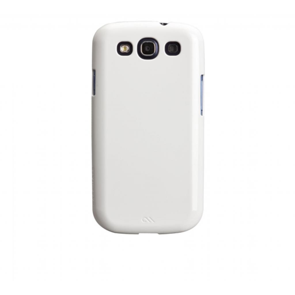 Чехол для моб. телефона Case-Mate для Samsung Galaxy SIII BT white (CM021150) изображение 3