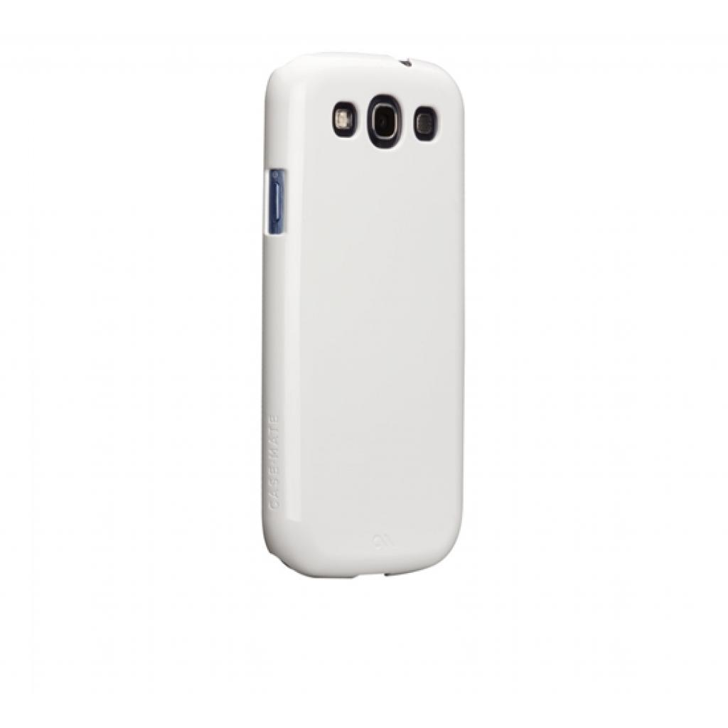 Чехол для моб. телефона Case-Mate для Samsung Galaxy SIII BT white (CM021150)