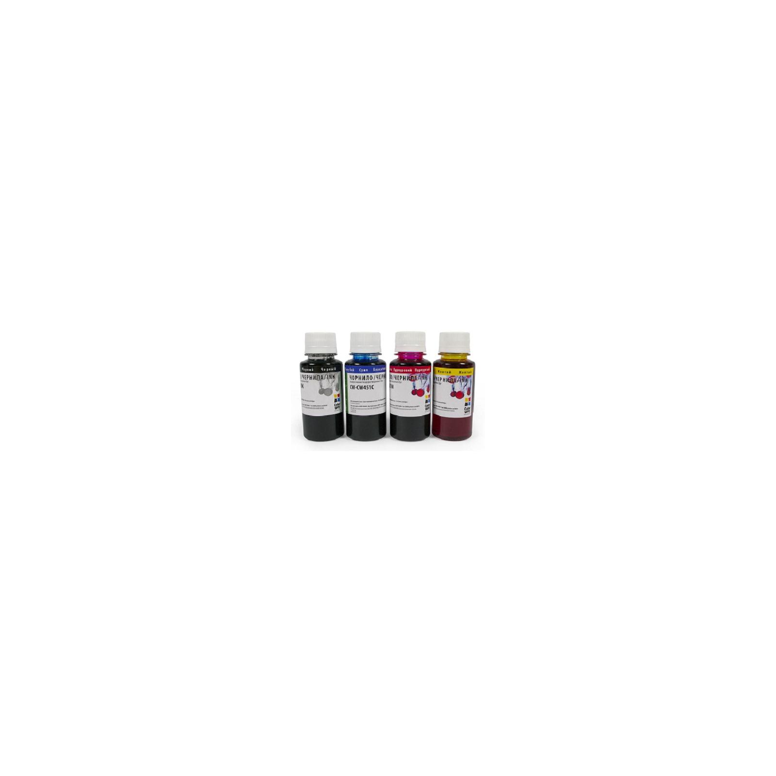 Чернила ColorWay Canon PGI-450/CLI-451(4х100мл) BK/С/M/Y (CW-CW450/CW451SET01)