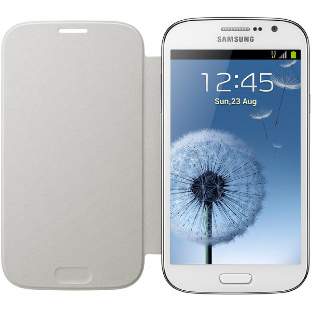 Чехол для моб. телефона Samsung I9082 Galaxy Grand/White/Flip Cover (EF-FI908BWEGWW) изображение 2
